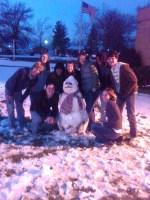 Snowman juniors