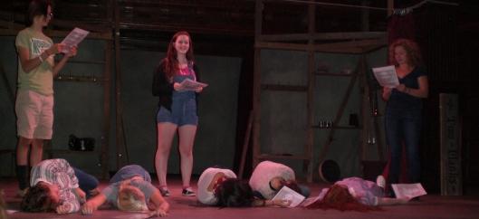 Folgers Shakespeare Workshop