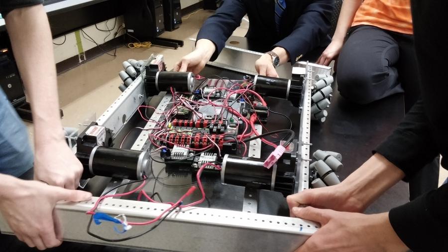 3361 Drivetrain assembly